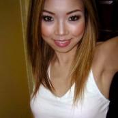 une sexy asiatique qui cherche du dial coquin